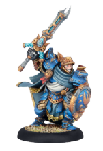 Stormblade Infantry Captain